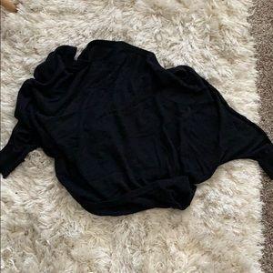 Victoria secret open back sweater